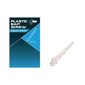 PLASTIC BAIT SCREW 21mm