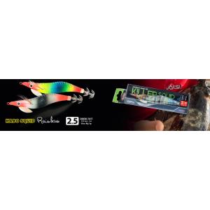 KABO KILLER SQUID: RAINBOW 2.5