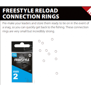 RELOAD CONNECTION RINGS 2mm