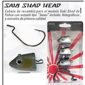 SAKI SHAD HEAD (boja 11)
