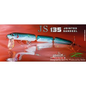 JOINTED SANDEEL 135