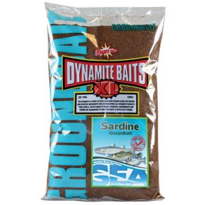 SEA GROUNDBAIT - SARDINE  1kg