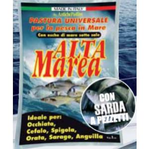 ALTAMAREA: SARDA con pezzeti 1kg