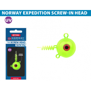 SCREW-IN HEAD (glow)