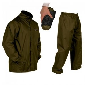 LIGHT PACKAWAY JACKET AND TROUSER SET