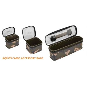 AQUOS CAMO ACCESSORY BAGS