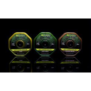 RM-Tec Soft Coated Hooklink 25lb/20mt