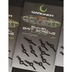 COVERT: SWIVEL BAIT SCREWS