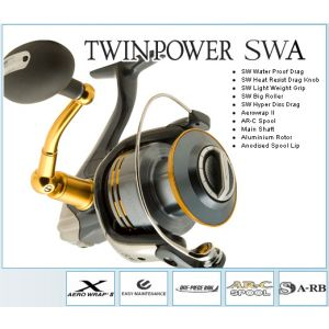 TWIN POWER 8000SWPG-A