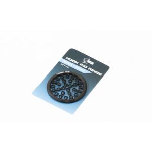 HOOK RIG RINGS - Small 2.5mm