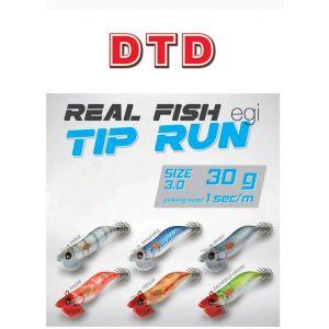 REAL FISH EGI TIP RUN 3.0