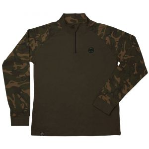 CHUNK: CAMO/KHAKI EDITION LONG SLEEVE T-SHIRT