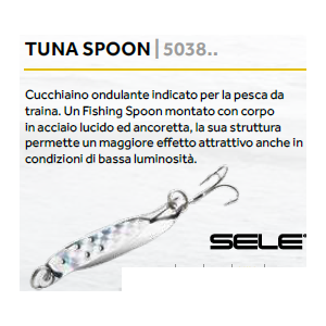 TUNA SPOON