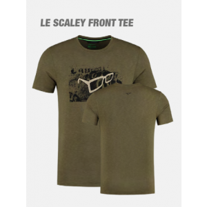 LE SCALEY FRONT TEE