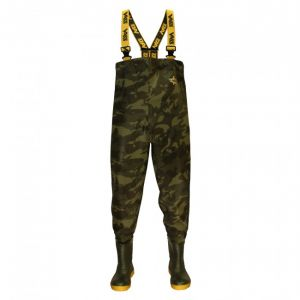 VASS-TEX 800 CAMOUFLAGE CHEST WADERS