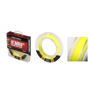 PowerCatcher VI'BRAID 4x - Fluoro Yellow 125mt