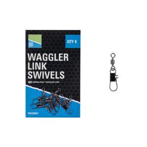WAGGLER LINK SWIVELS