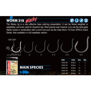 WORM 318 WACKY