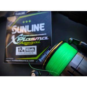 XPLASMA ASEGAI BRAID - Light Green 150mt