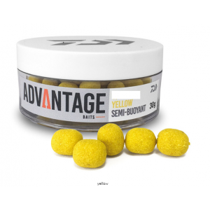 ADVANTAGE BAITS: Semi-Bouyant Yellow