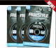 FREESTYLE RELOAD FLUOROCARBON 15mt