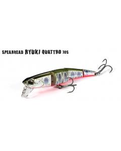 SPEARHEAD RYUKI: QUATTRO 70S