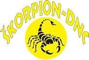 Škorpion DNC logo